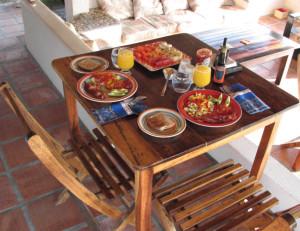 desayuno gecko rock
