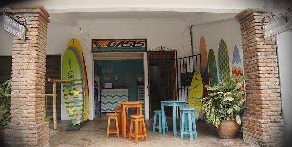 oasis surf school